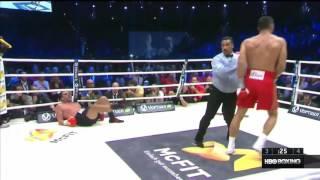 Wladimir Klitschko vs Kubrat Pulev highlights HD
