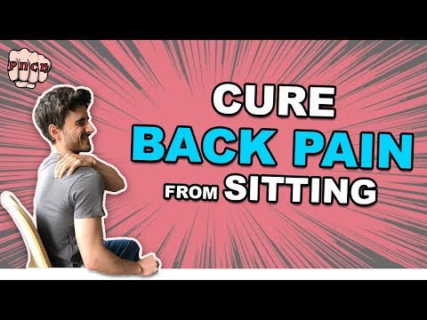 6 Tips for Lower Back Pain Cure - Best for Back Pain