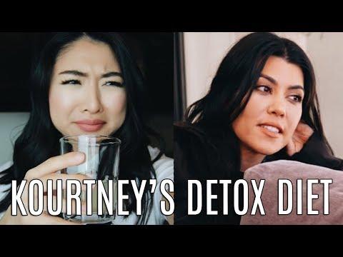I Tried Kourtney Kardashian's Diet (2018 Updated Version)