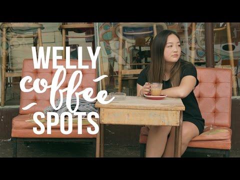 Top 5 Coffee Spots in Wellington