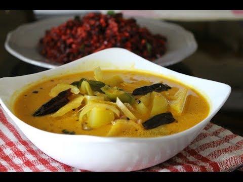 പച്ച മാങ്ങാക്കറി l Pacha Manga Curry l Raw mango curry