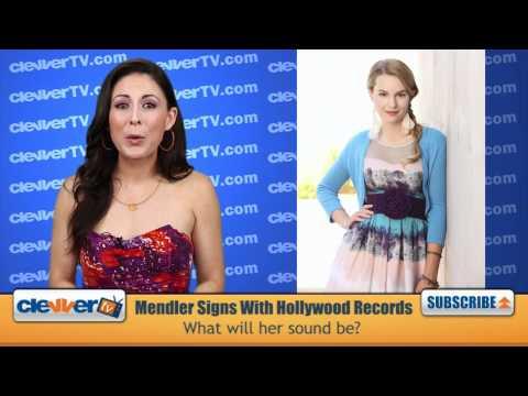 Bridgit Mendler Scores Hollywood Records Deal