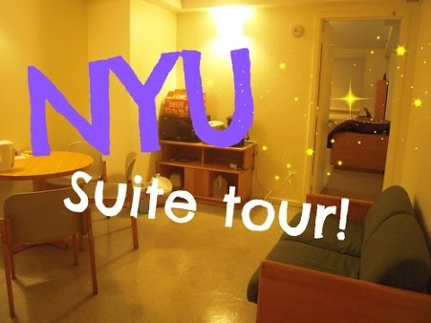 NYU (Third North) Freshman SUITE TOUR! | College Life