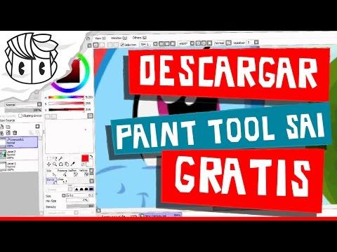 Descargar Paint Tool Sai | Full Español 2018 [Completo] (Windows 7, 8, 8.1, 10)