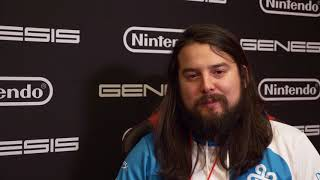 Genesis 5 Pre-Top 8 Interview: Axe vs. Mang0