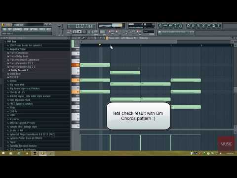 How To Match Key Of Two Different Tracks In FL Studio 11