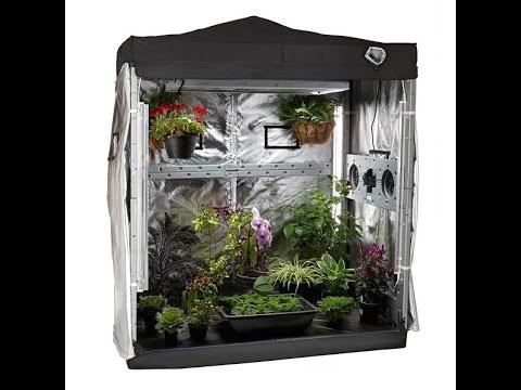 What is The Eco Garden House? Growing Indoors 24-7-365 The Wisconsin Vegetable Gardener