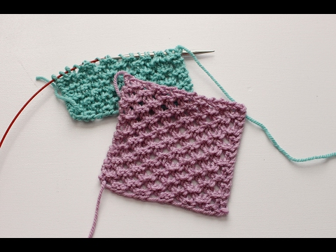 How To: Open Star Stitch (k3pass)