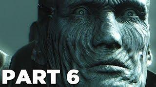 RESIDENT EVIL 2 REMAKE Walkthrough Gameplay Part 6 - TYRANT (RE2 LEON)