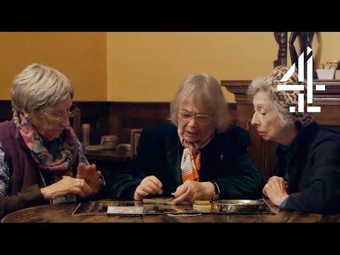 Three Grannys Visit an Amsterdam Coffee Shop | A Granny's Guide to the Modern World