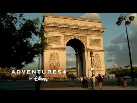 Adventures by Disney | England and France Vacation