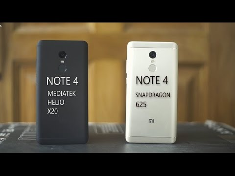 Xiaomi Redmi Note 4 Mediatek vs Xiaomi Redmi Note 4 Snapdragon | The Game Is Changed....