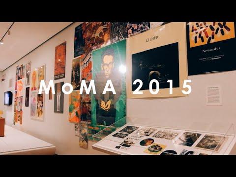 MoMA New York City // Museum of Modern Art // Follow Me Around | Vick Cammie