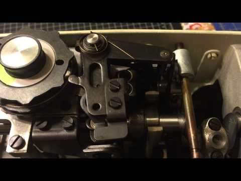 Kenmore 158.17741 Sewing Machine Repair Issues