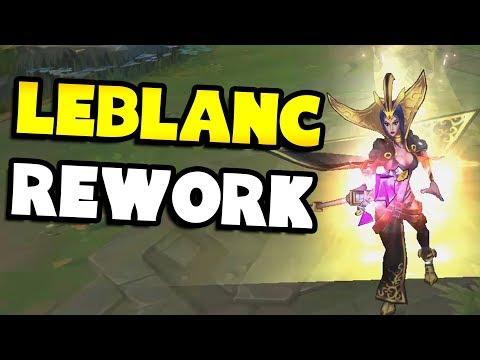 The Future Update of LEBLANC