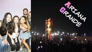 VLOG │On rencontre Ariana Grande !
