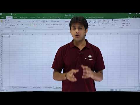 Excel VBA - Activate & Select