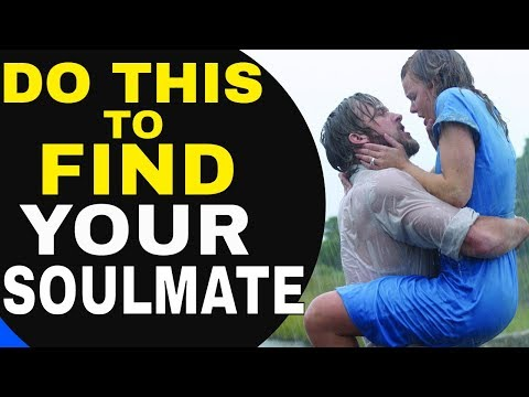 HOW TO FIND YOUR SOULMATE   How To Use Law of Attraction For Love    The Secret   ATTRACT YOUR CRUSH