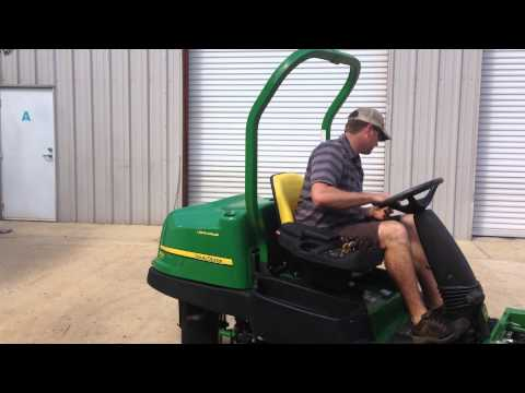 2006 John Deere 2500B Greens Mower Riding Tractor Demo - 1,750 -- $2,950