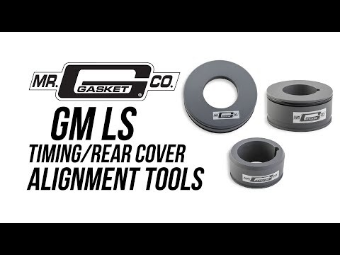 Mr Gasket Alignment Tools