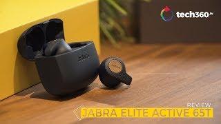 Review: Jabra Elite Active 65t