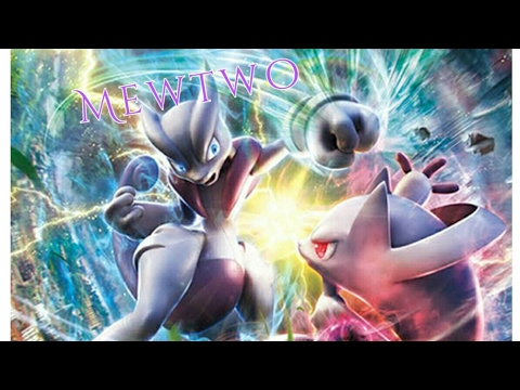 Mewtwo Pokémon AMV
