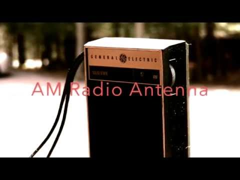 Great External AM Antenna - Works With All Radios!