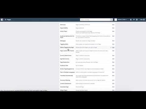 How to Add or Change the Tabs on your Facebook Business Page