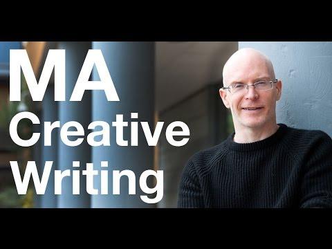 MA Creative Writing