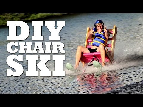 DIY EPIC Chair Ski