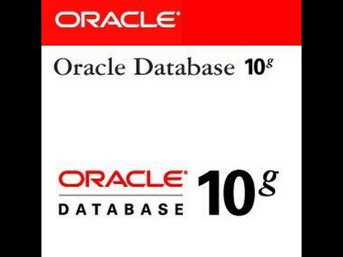 How to Install Oracle 10g on Windows-7 32 bit and 64 bit