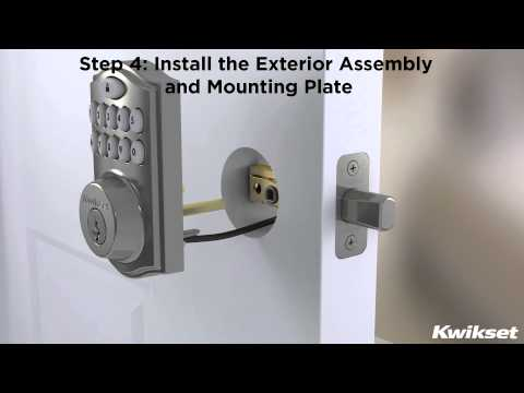 Installing the Kwikset SmartCode 914 with Z-Wave