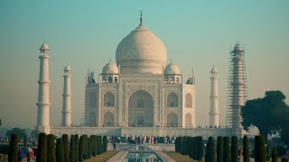 Explore The Perfect Beauty Of The Taj Mahal In These Stunning 3D Animations