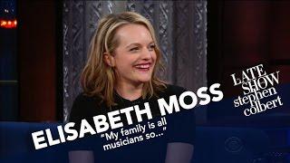 Elisabeth Moss Describes A