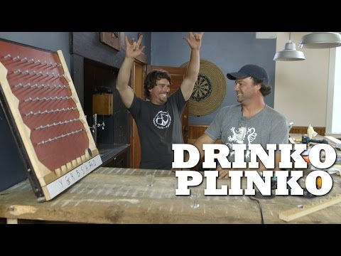 The Drinko Plinko
