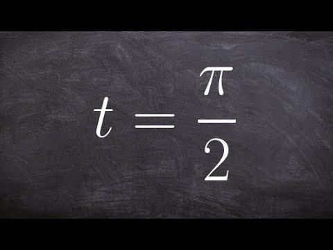 Evaluating the six trigonometric functions with undefined values