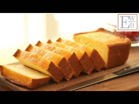 Lemon Ricotta Pound Cake Recipe | ENTERTAINING WITH BETH