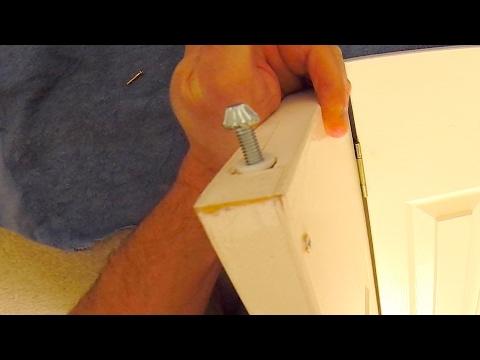 Bi Fold Closet Door Back In Service