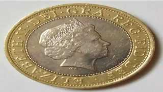 Two Pound Coin A Rare Commemorative Coin