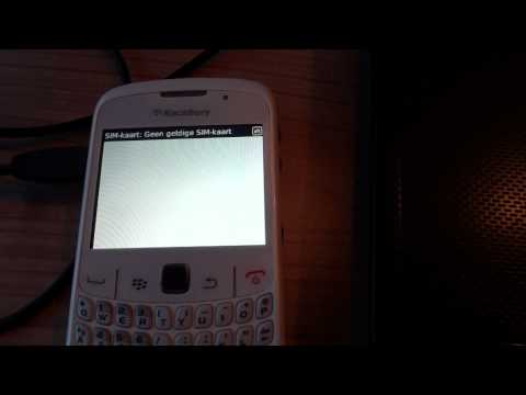 SRS: Howto unlock Blackberry 8520 locked on vodafone