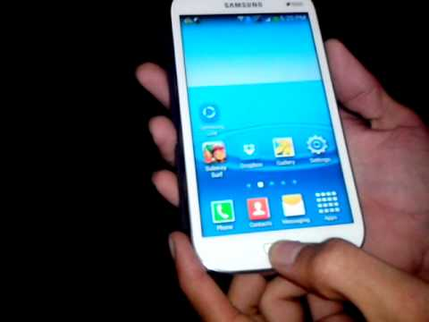 How to Capture Screenshot on Galaxy Grand