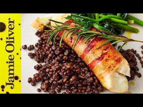Smoky Pancetta Cod  | Jamie Oliver | #QuickandEasyFood