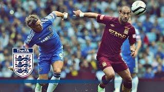 Man City 3-2 Chelsea - Community Shield 2012 | Goals & Highlights