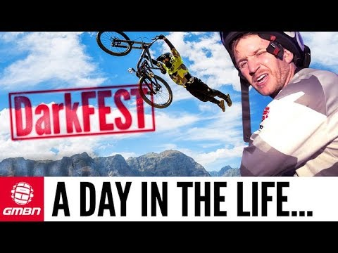 A Day In The Life   Blake Sends It At DarkFEST 2018