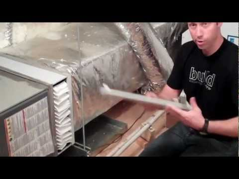 Aprilaire Media Air Cleaner Review & Filter Change Instructions