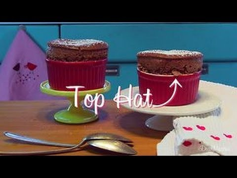 How to Create a Top Hat for a Souffle