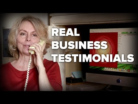 Real Business Testimonial - Lynda   magicJack