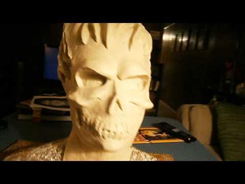Future Ghost Rider Mask