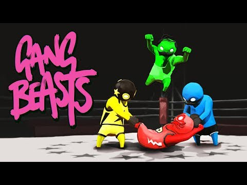 ULTIMATE BATTLE! (Gang Beasts)