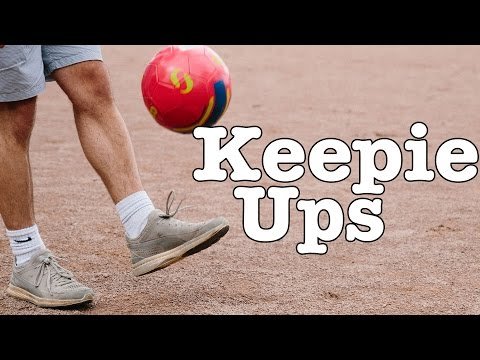 Learn to do Keepy Ups    Learn Quick